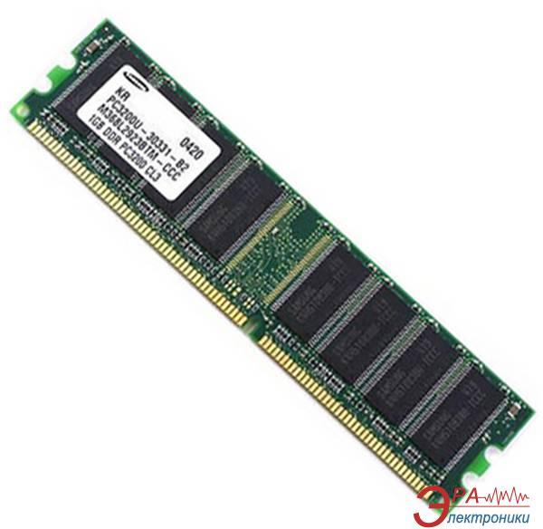 Оперативная память DIMM DDR 1024 Мб 400 MHz PC3200 Samsung (K4H510838G-LCCC)