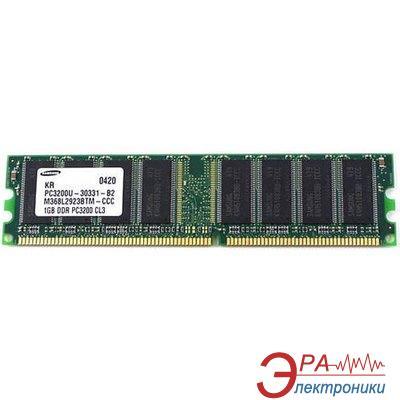 Оперативная память DIMM DDR 512 Мб 400 MHz PC3200 Samsung 3rd