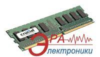 Оперативная память DDR2 2 Гб 800 MHz PC6400 Crucial (CT25664AA800)