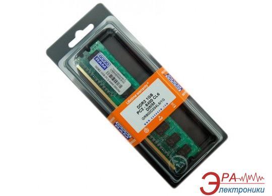 Оперативная память DDR2 1 Гб 800 MHz PC6400 Goodram (GR800D264L6/1G)