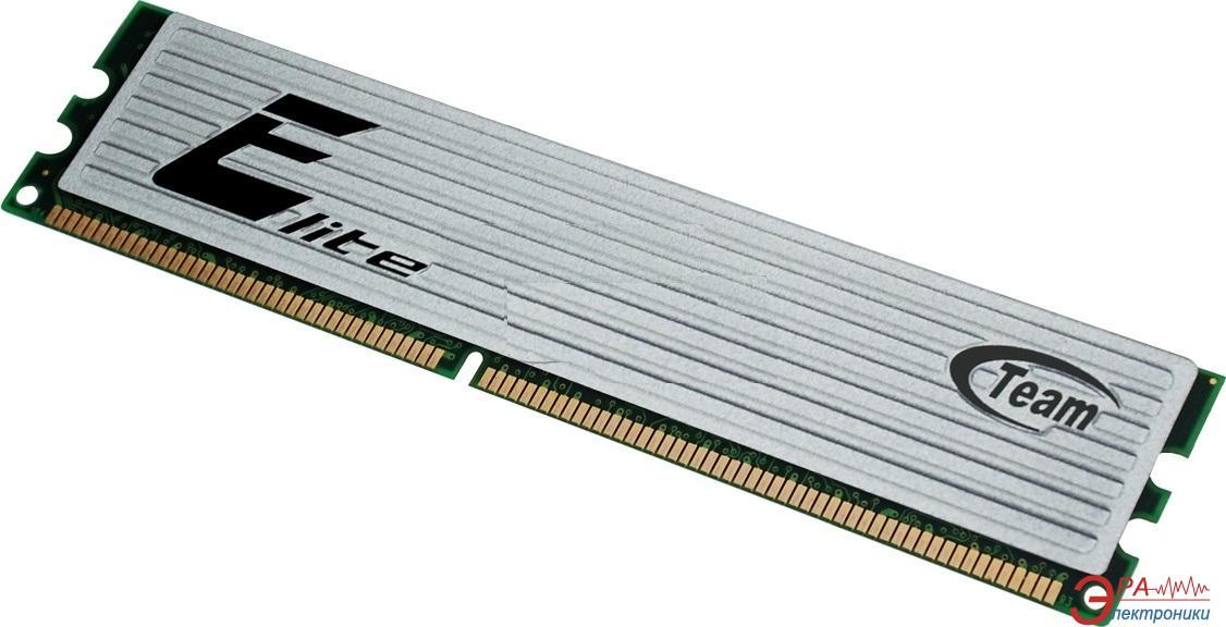 Оперативная память DDR2 4 Гб 800 MHz PC6400 Team Elite (TED24GM800HC601)