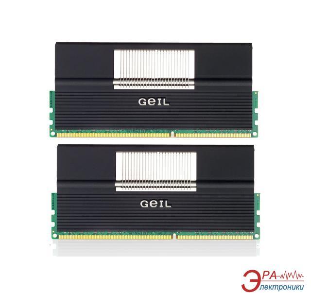 Оперативная память DDR2 2x2 Гб 800 MHz PC6400 Geil (GE24GB800C4DC)