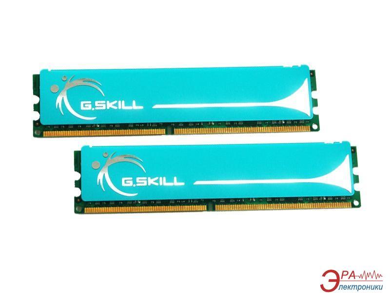 Оперативная память DDR2 2x2 Гб 800 MHz PC6400 G.Skill (F2-6400CL4D-4GBPK)