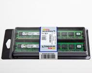 DDR2 1 �� 667 MHz PC5300 Kingston (KVR667D2N5K2/1G)