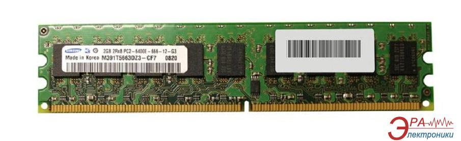 Оперативная память DDR2 2 Гб 800 MHz PC6400 Samsung (M391T5663DZ3-CF7)