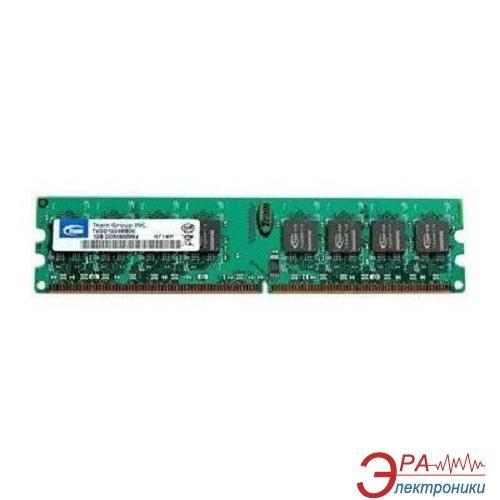 Оперативная память DDR2 1 Гб 800 MHz PC6400 Team (TED21G800C5BK)