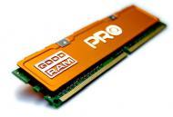 Оперативная память DDR2 2x2 Гб 1066 MHz PC8500 Goodram PRO