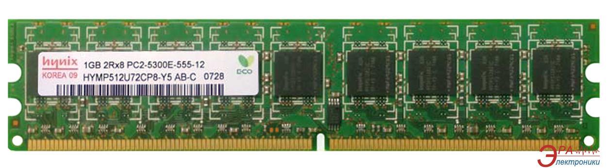 Оперативная память DDR2 1 Гб 667 MHz PC5300 Hynix (HYMP512U72CP8-Y5)