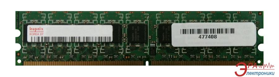 Оперативная память DDR2 1 Гб 800 MHz PC6400 Hynix (HYMP512U72CP8-S6)