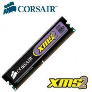 Оперативная память DDR2 1 Гб 800 MHz PC6400 Corsair (CM2X1024-6400C4)