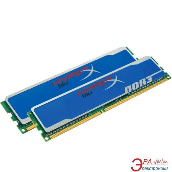 Оперативная память DDR3 2x2 Гб 1600 МГц Kingston HyperX (KSKHX1600C9AD3B1K2/4G)