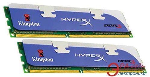 Оперативная память DDR3 2x4 Гб 1600 МГц Kingston HyperX (KHX1600C9D3K2/8GX)