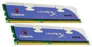 DDR3 2x4 Гб 1600 МГц Kingston HyperX (KHX1600C9D3K2/8GX)