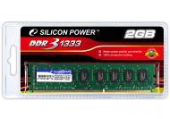 DDR3 2 Гб 1333 МГц Silicon Power box