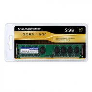 DDR3 2 Гб 1600 МГц Silicon Power box