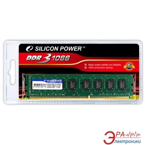 Оперативная память DDR3 4 Гб 1333 МГц Silicon Power box