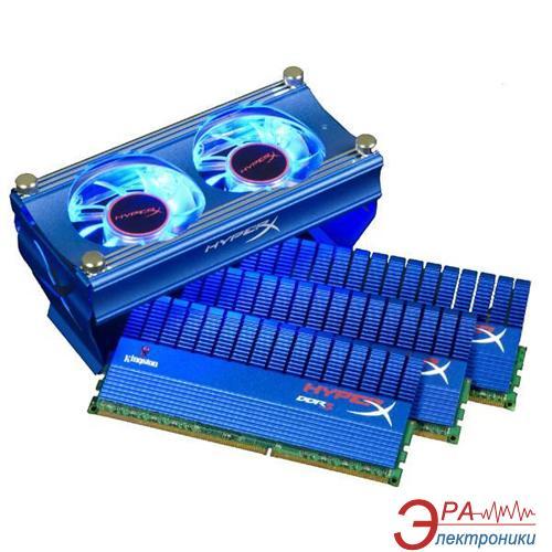 Оперативная память DDR3 3x2 Гб 1800 МГц Kingston Hyper X (KHX1800C9D3T1FK3/6GX)