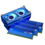 DDR3 3x2 Гб 1800 МГц Kingston Hyper X (KHX1800C9D3T1FK3/6GX)