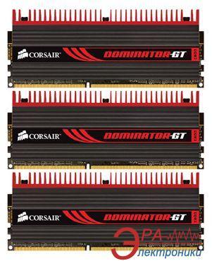 Оперативная память DDR3 3x2 Гб 2000 МГц Corsair XMS3 DOMINATOR GT (CMT6GX3M3A2000C8)