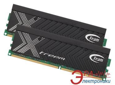 Оперативная память DDR3 2x2 Гб 1600 МГц Team (TXD34096M1600HC7DC)