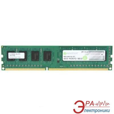 Оперативная память DDR3 1 Гб 1333 МГц Rendition (Micron)