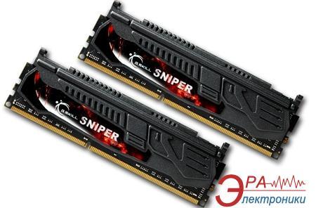 Оперативная память DDR3 2x4 Гб 1600 МГц G.Skill (F3-12800CL9D-8GBSR)