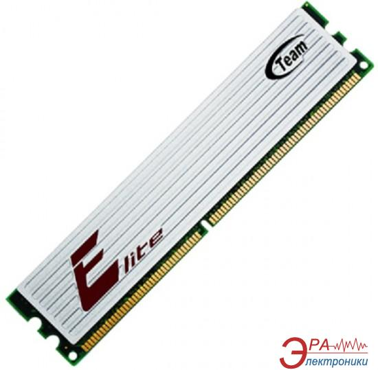 Оперативная память DDR3 1 Гб 1333 МГц Team Elite