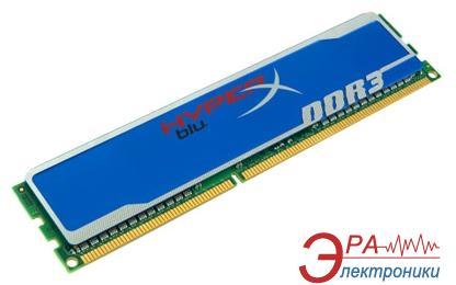 Оперативная память DDR3 4 Гб 1600 МГц Kingston HyperX (KHX1600C9D3B1/4G)