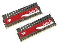 Оперативная память DDR3 2x4 Гб 1600 МГц Patriot box (PGV38G1600ELK)