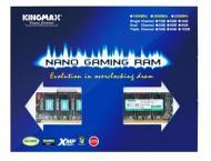 DDR3 2x4 �� 1600 ��� Kingmax Retail_ KIT (FLGF65FKIT)
