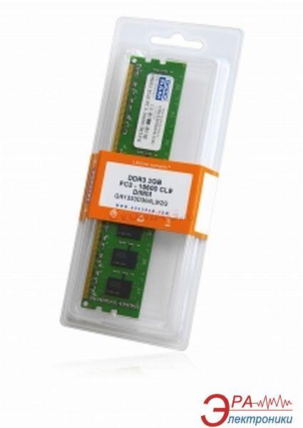 Оперативная память DDR3 4 Гб 1333 МГц Goodram (GR1333D364L9/4G)