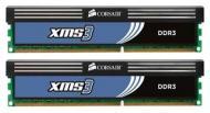 DDR3 2x2 Гб 1600 МГц Corsair XMS3 (CMX4GX3M2B1600C9)