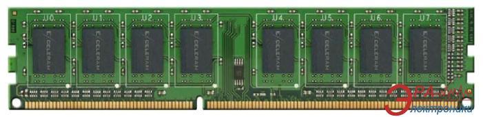 Оперативная память DDR3 2 Гб 1333 МГц Exceleram (E30106A)