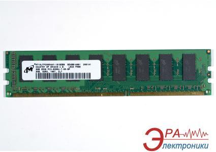 Оперативная память DDR3 4 Гб 1333 МГц Micron (Rendition)