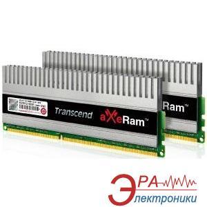 Оперативная память DDR3 2x4 Гб 2000 МГц Transcend aXeRam (TX2000KLN-8GK)