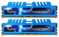 Оперативная память DDR3 2x4 Гб 2133 МГц G.Skill (F3-17000CL9D-8GBXM) RIPJawsX