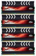 Оперативная память DDR3 4x4 Гб 2600 МГц Team (TXD316G2600HC10QQC-L)