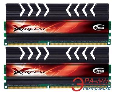 Оперативная память DDR3 2x2 Гб 2400 МГц Team Xtreem LV (TXD34096M2400HC9NDC-L)