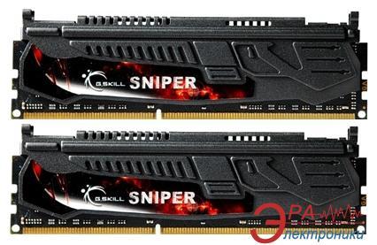 Оперативная память DDR3 2x4 Гб 1866 МГц G.Skill Sniper (F3-14900CL9D-8GBSR)