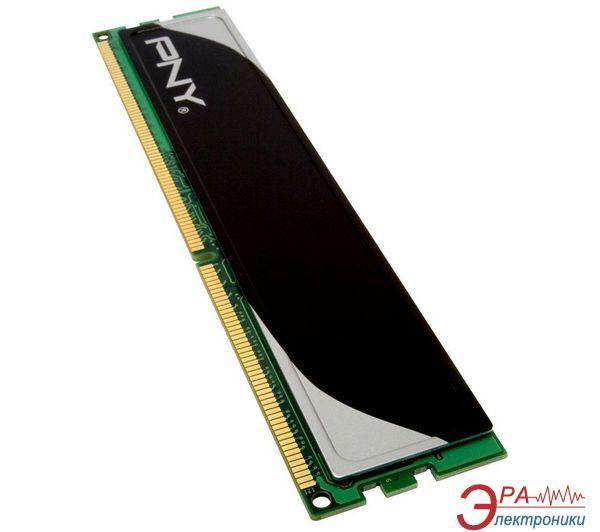 Оперативная память DDR3 4 Гб 1333 МГц PNY (D4GBN16M1333H-SB)