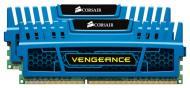 DDR3 2x2 Гб 1600 МГц Corsair Vengeance (CMZ4GX3M2A1600C9B) Blue