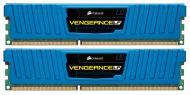 DDR3 2x2 Гб 1600 МГц Corsair Vengeance Low Profile (CML4GX3M2A1600C9B) Blue