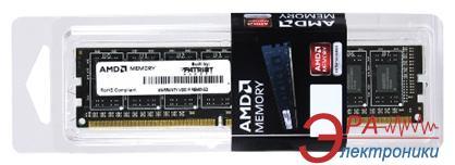 Оперативная память DDR3 4 Гб 1600 МГц Patriot AMD (AE34G1609U2-U)