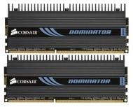 DDR3 2x2 �� 1600 ��� Corsair Dominator heat sink DHX (Supports Intel Extreme Memory Profiles) (CMP4GX3M2A1600C9)