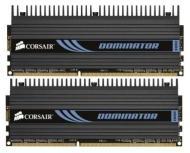 Оперативная память DDR3 2x2 Гб 1600 МГц Corsair Dominator heat sink DHX (Supports Intel Extreme Memory Profiles) (CMP4GX3M2A1600C9)