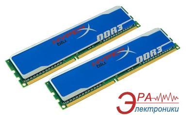 Оперативная память DDR3 2x8 Гб 1600 МГц Kingston HyperX (KHX1600C10D3B1K2/16G)