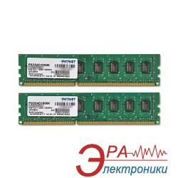 Оперативная память DDR3 2x2 Гб 1600 МГц Patriot Box