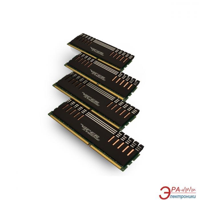 Оперативная память DDR3 4x2 Гб 1866 МГц Patriot Viper Xtreme Division 4 (PXQ38G1866ELQK)