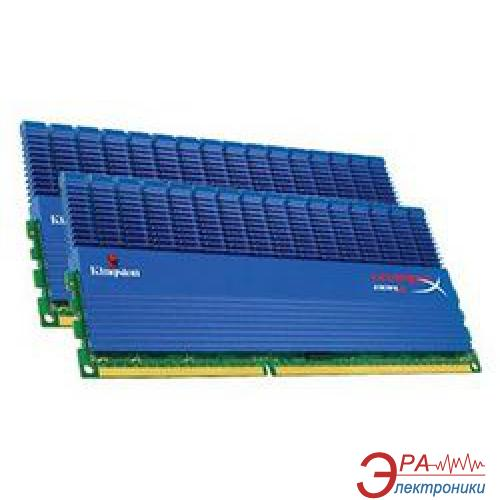 Оперативная память DDR3 2x4 Гб 1866 МГц Kingston HyperX T1 Blue (KHX1866C9D3T1K2/8GX)