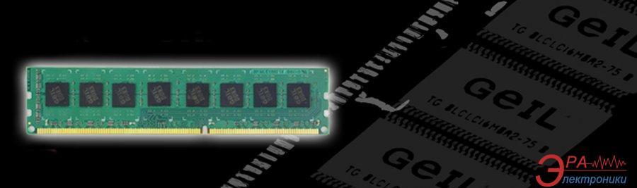 Оперативная память DDR3 2 Гб 1333 МГц Geil (GN32GB1333C9S)